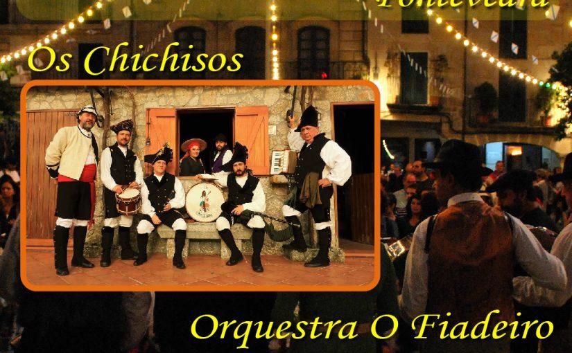 Orquestra O Fiadeiro na Foliada do Demo de Pontevedra