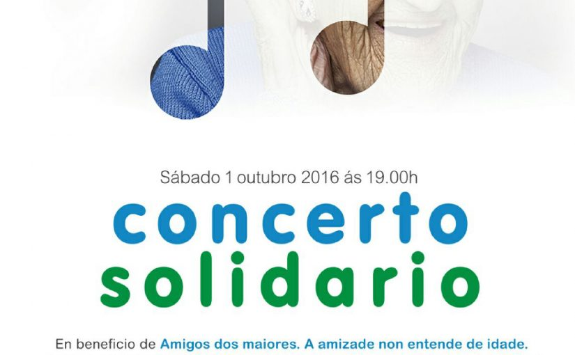 Concerto Solidario Amigos dos Maiores