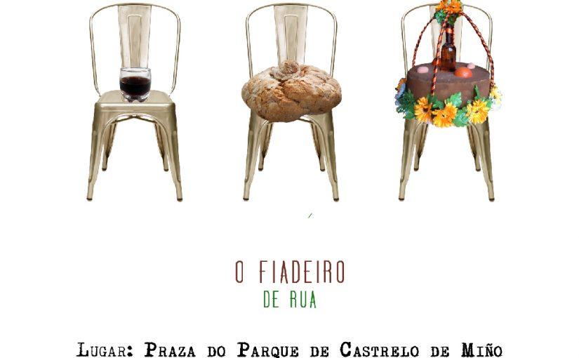 O Fiadeiro en Castrelo de Miño,  Festa do Ribeiro Blues. Danza 3 – De rúa
