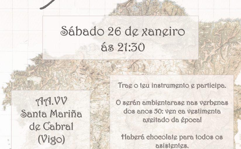 Serán O Fiadeiro 2019