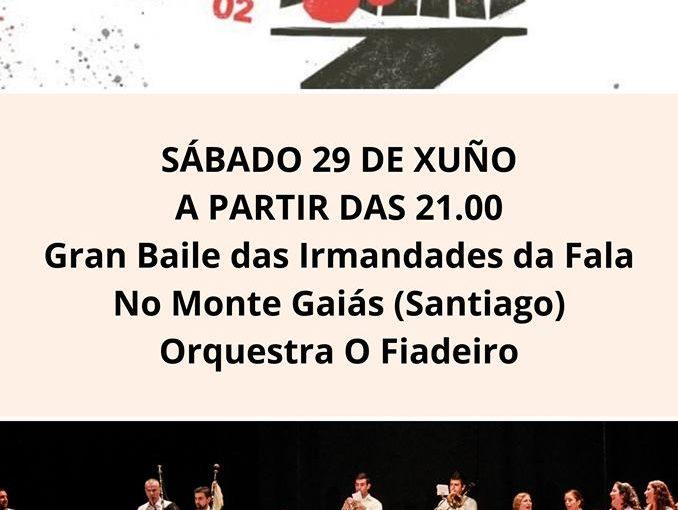 Serán'02 Actuación Orquestra O Fiadeiro