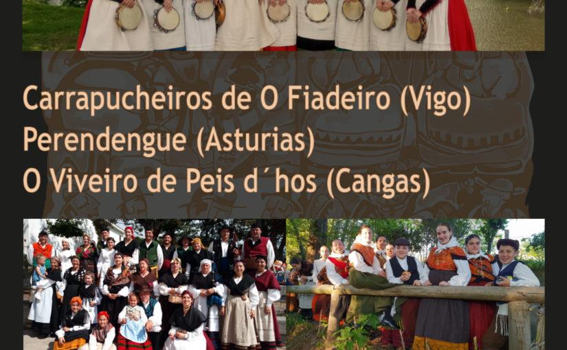 Festival Folclórico O Fiadeiro
